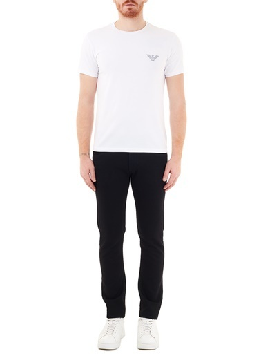 Emporio Armani  Slim Fit Pamuklu J10 Jeans Erkek Kot Pantolon S 6H1J10 1Dm9Z 0005 Siyah